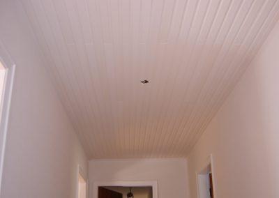 Kaj Vejby og Søn maler bygningsarbejde lofter